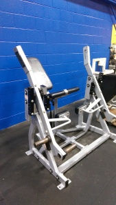 Hammer Strength Iso Leg Extension $699