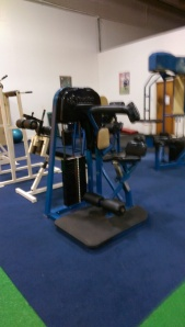Nautilus ab 2 Machine $599