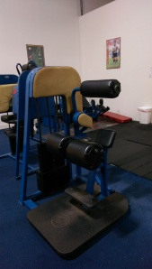 Nautilus BAck extension $599