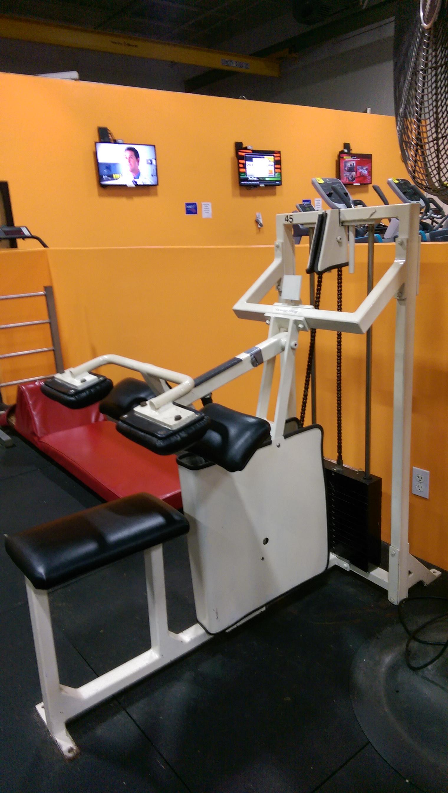 nautilus abdominal machine for sale