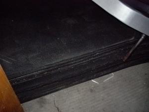 Black Rubber Mats