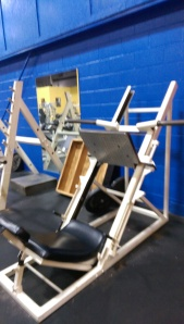 Polaris leg press $799-001
