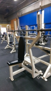 Ram Olympic Military Press $250